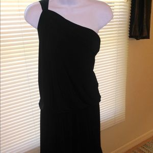 White House Black Market Off Shoulder Dress 12
